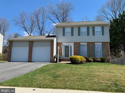 Bowie, Upper Marlboro Single Family Home For Sale: 13327 Burleigh Street