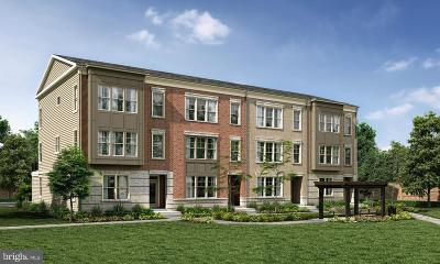 Westphalia Town Center Townhouse For Sale: 5325 Manor Park Drive