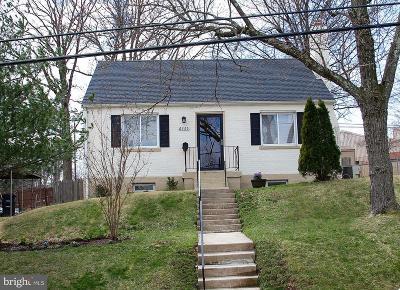Cheverly Single Family Home For Sale: 6325 Kilmer Street