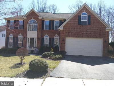Upper Marlboro Single Family Home For Sale: 9904 Brookhaven Lane