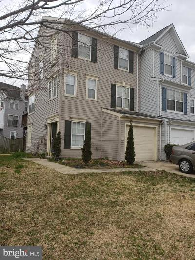 Upper Marlboro Townhouse For Sale: 4351 Stockport Way