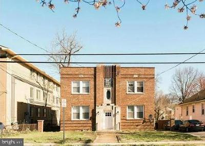 Hyattsville Rental For Rent: 4104 Queensbury Road #2