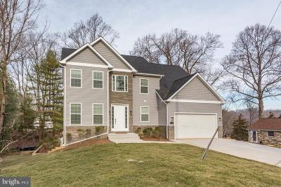 Upper Marlboro Single Family Home For Sale: 14029 Gadsen Court