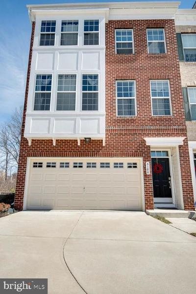 Upper Marlboro Townhouse For Sale: 4100 Winding Waters Terrace