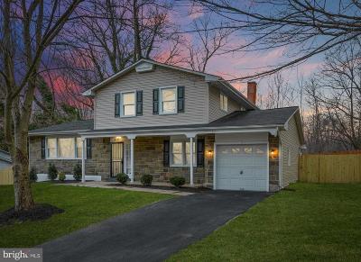 Fort Washington Single Family Home For Sale: 1631 Taylor Avenue