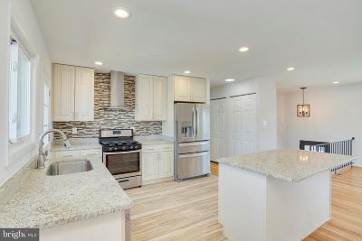 Lanham Single Family Home For Sale: 9602 Linwood Avenue