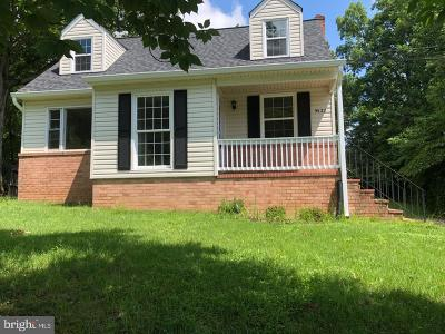 Glenn Dale Single Family Home For Sale: 9922 Martin Avenue