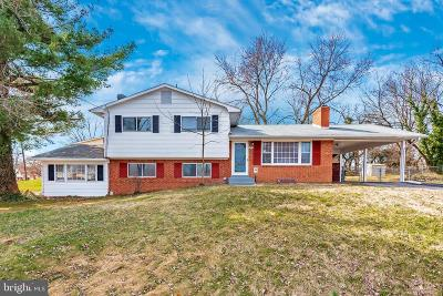 Temple Hills Single Family Home For Sale: 5005 Colonial Drive