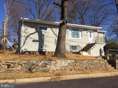 Glenarden Single Family Home For Sale: 1421 1st Street