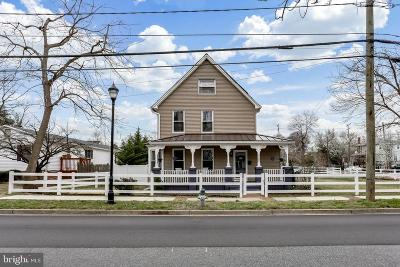 Riverdale Single Family Home For Sale: 4601 Queensbury Road