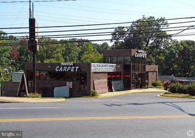 Anne Arundel County, Calvert County, Charles County, Prince Georges County, Saint Marys County Commercial For Sale: 9361 Lanham Severn Road