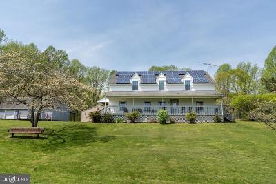 Brandwine, Brandywine, Brandywine Reserve Single Family Home For Sale: 15311 Baden Naylor Road