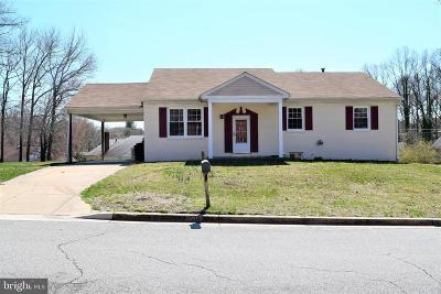 Upper Marlboro MD Single Family Home For Sale: $330,000