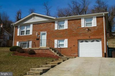 Fort Washington Single Family Home For Sale: 8146 Murray Hill Drive