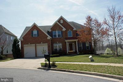 Upper Marlboro Single Family Home For Sale: 15503 Humberside Way