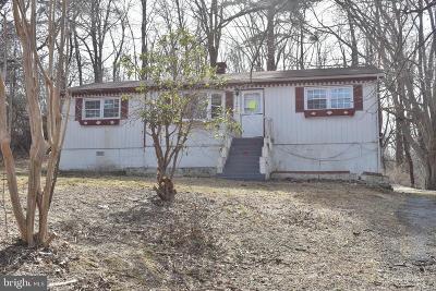 Upper Marlboro Single Family Home For Sale: 14405 Croom Airport Road