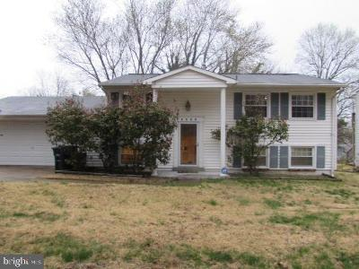 Upper Marlboro Rental For Rent: 4200 Canyonview Drive