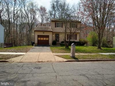 Single Family Home For Sale: 5007 Vienna Drive