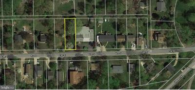 Glenn Dale Residential Lots & Land For Sale: Elm Street