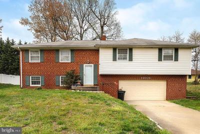 Upper Marlboro Single Family Home For Sale: 10908 Wharton Drive