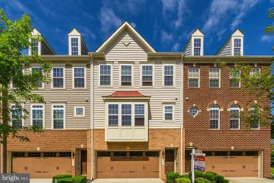 Cheltenham, Largo, Mitchellville, Springdale, Upper Marlboro Townhouse For Sale: 2121 Congresbury Place