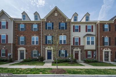 Greenbelt Townhouse For Sale: 5345 S Center Drive