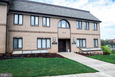 Greenbelt Condo For Sale: 7219 Hanover Parkway #1/1/11