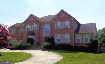 Fort Washington Single Family Home Under Contract: 11707 Forest Green Lane