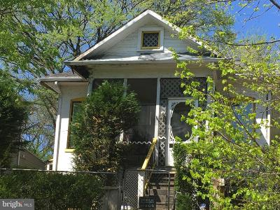 Prince Georges County Single Family Home For Sale: 3106 Perry Street