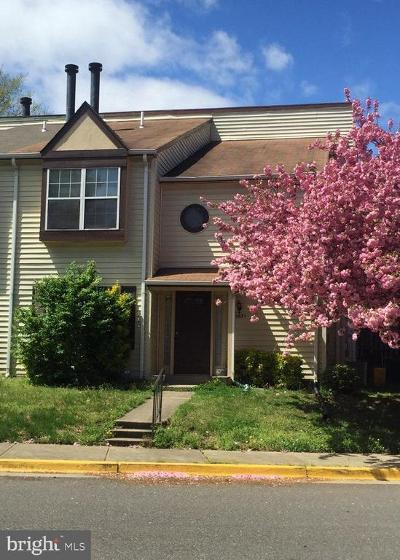 Upper Marlboro MD Townhouse For Sale: $240,000