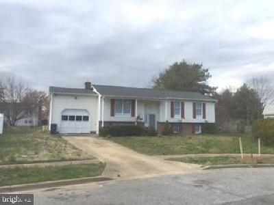 Upper Marlboro MD Single Family Home For Sale: $375,000