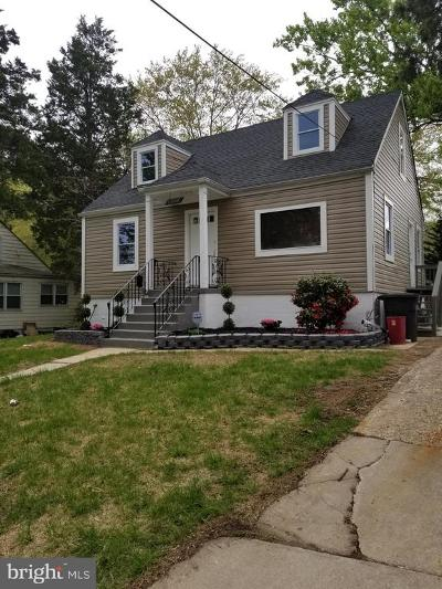 Prince Georges County Single Family Home For Sale: 4223 75th Avenue