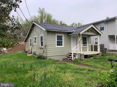 Hyattsville Single Family Home For Sale: 3804 Powhatan Road