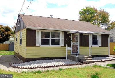 District Heights Single Family Home Active Under Contract: 2702 Judith Avenue
