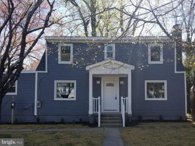 Prince Georges County Single Family Home For Sale: 4304 Maple Road
