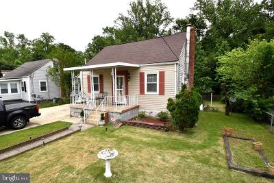 Morningside Single Family Home Active Under Contract: 4412 Morgan Road