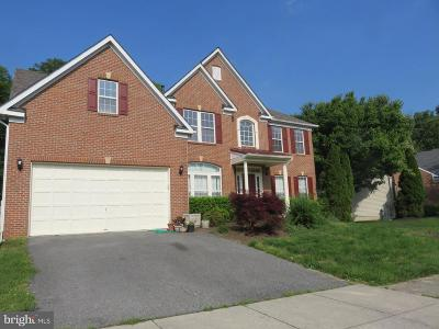 Glenn Dale Single Family Home For Sale: 6003 Glenn Station Court