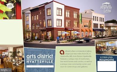 Hyattsville Rental For Rent: 5610 Baltimore Avenue