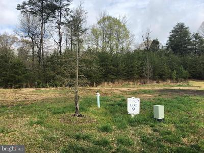 Upper Marlboro Residential Lots & Land For Sale: 10400 Del Ray Court