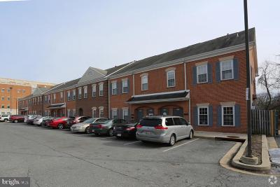 Upper Marlboro Condo For Sale: 5407 Water Street #108