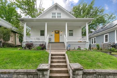 Mount Rainier Single Family Home For Sale: 4026 35th Street