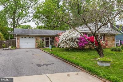 Bowie Single Family Home For Sale: 13507 Youngwood Turn