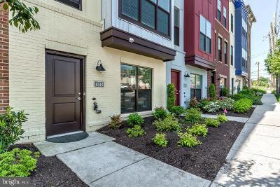 Hyattsville Townhouse For Sale: 4513 Madison Street