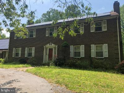 Upper Marlboro Single Family Home For Sale: 9201 Croom Acres Terrace