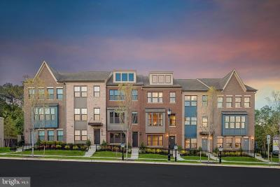 Riverdale Townhouse For Sale: 4702 Wells Run Place