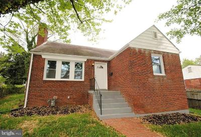 Hyattsville Single Family Home For Sale: 2008 Hannon Street