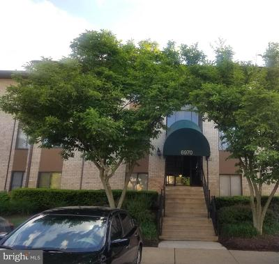 Greenbelt Condo Under Contract: 6970 Hanover Parkway #1
