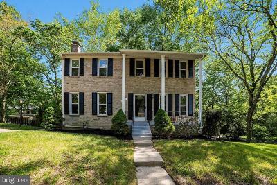 Beltsville Single Family Home For Sale: 4701 Longhorn Drive