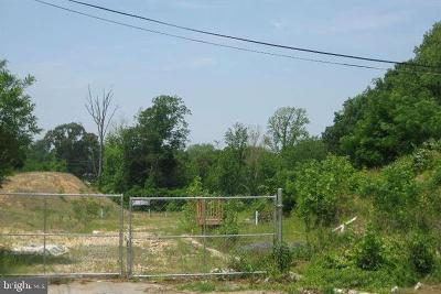 Oxon Hill Residential Lots & Land For Sale: Livingston Road