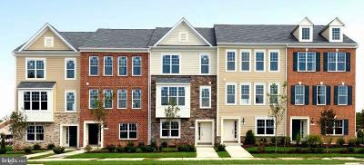 Lanham Townhouse Under Contract: 9905 Wood Edge Way